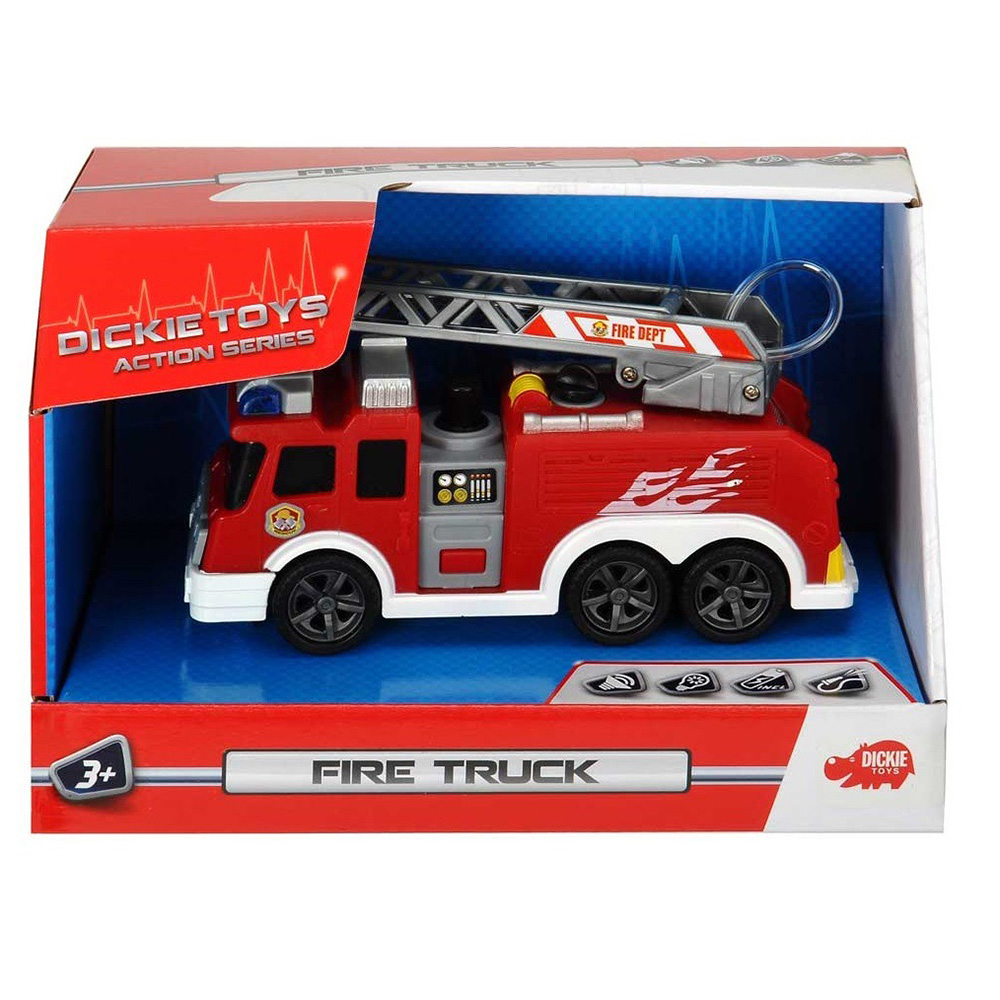 《DICKIE TOYS》消防車