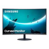Samsung 三星 C27T550FDC 27型 VA面板 1000R曲面設計 電競螢幕