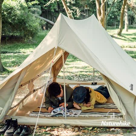Naturehike 亙  加厚雙人棉布屋式帳篷