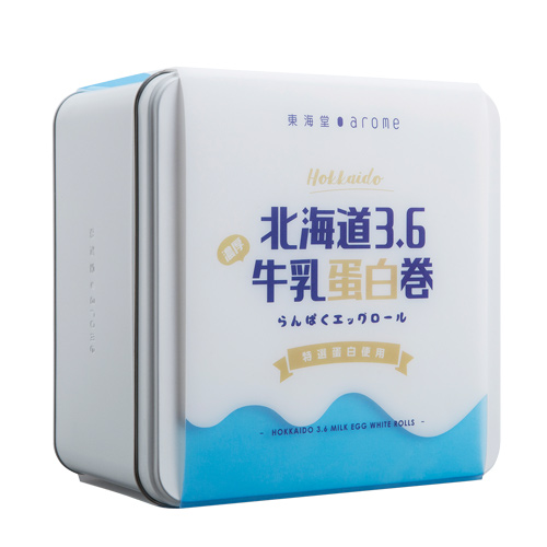 東海堂北海道3.6牛乳蛋白卷/盒