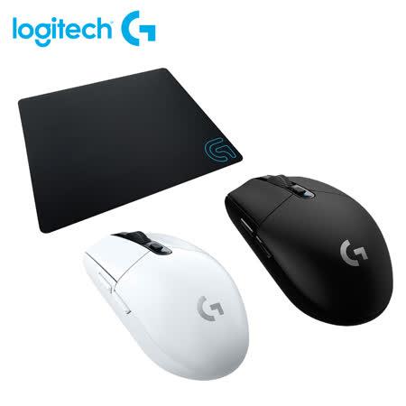 羅技 G304 + G240  無線電競滑鼠+鼠墊