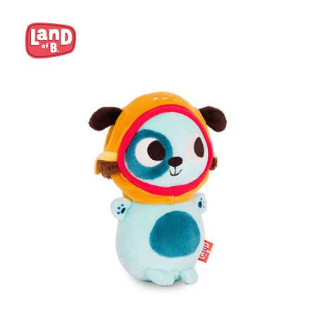美國B.Toys感統玩具 沃菲吉事堡(香味玩偶)