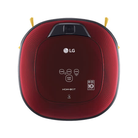 LG 樂金 雙眼濕拖清潔機器人