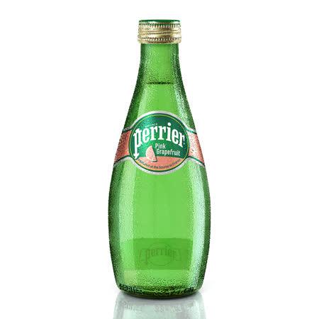 法國Perrier氣泡天然礦泉水(24罐)