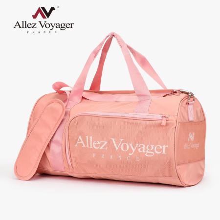 奧莉薇閣 旅行袋 運動包  行李收納袋 側背包