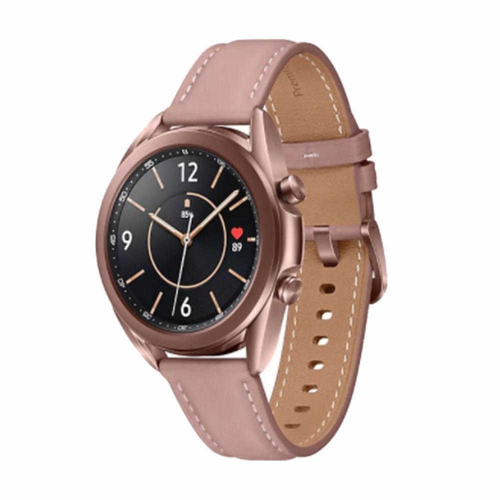 SAMSUNG Galaxy Watch3 BT 41mm 手錶(金)