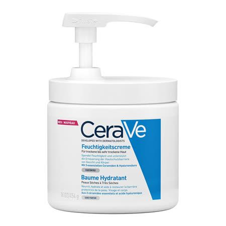 CeraVe  長效潤澤修護霜 454ml