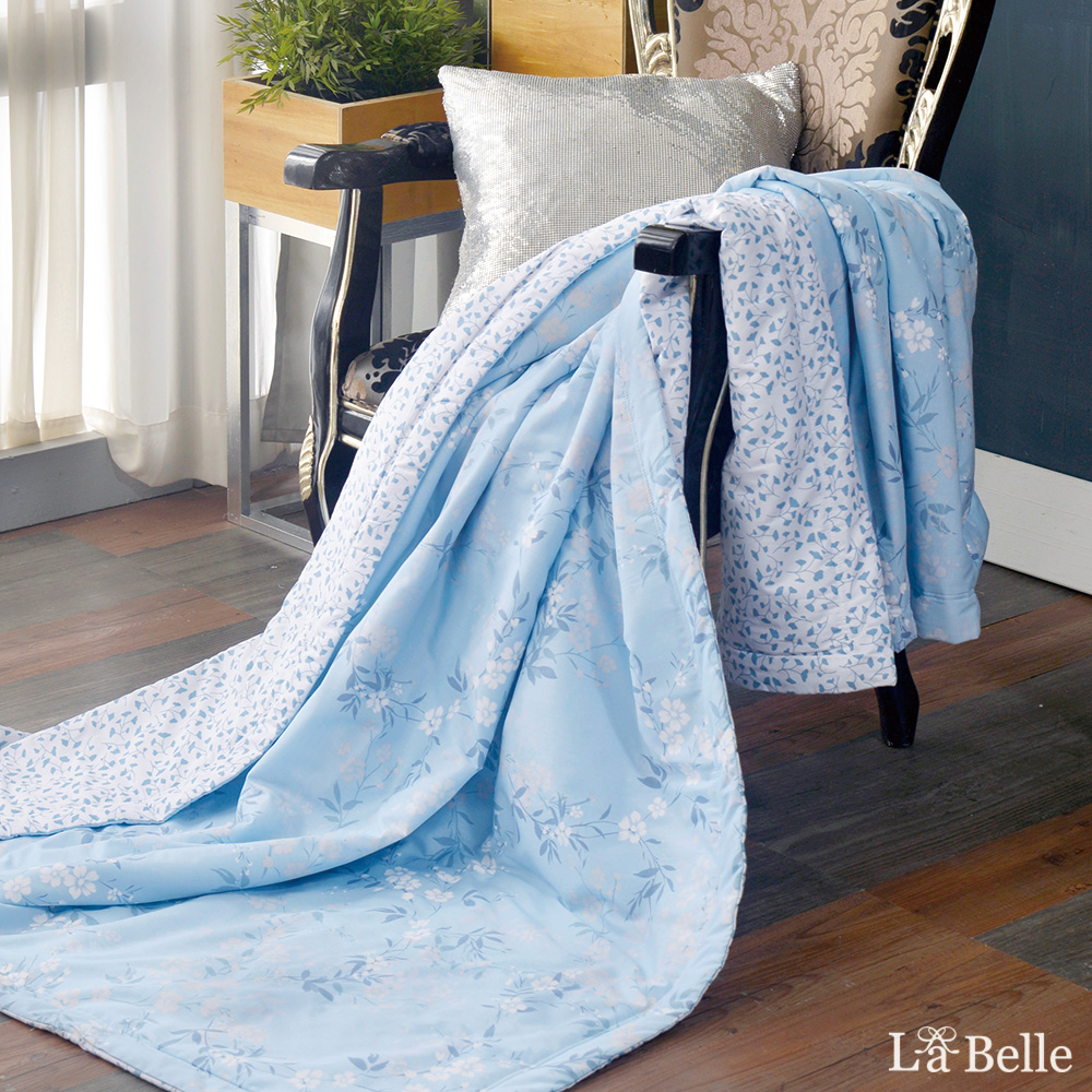 義大利La Belle《晨曦序語》純棉涼被(5x6.5尺)