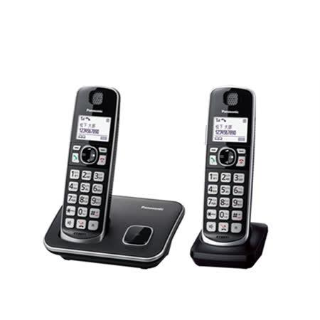 Panasonic 國際牌 DECT 長輩用數位無線雙子機