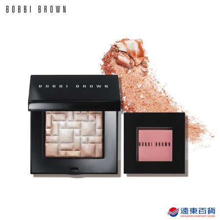 金緻美肌粉 Pink Glow+漾香腮紅 Nectar