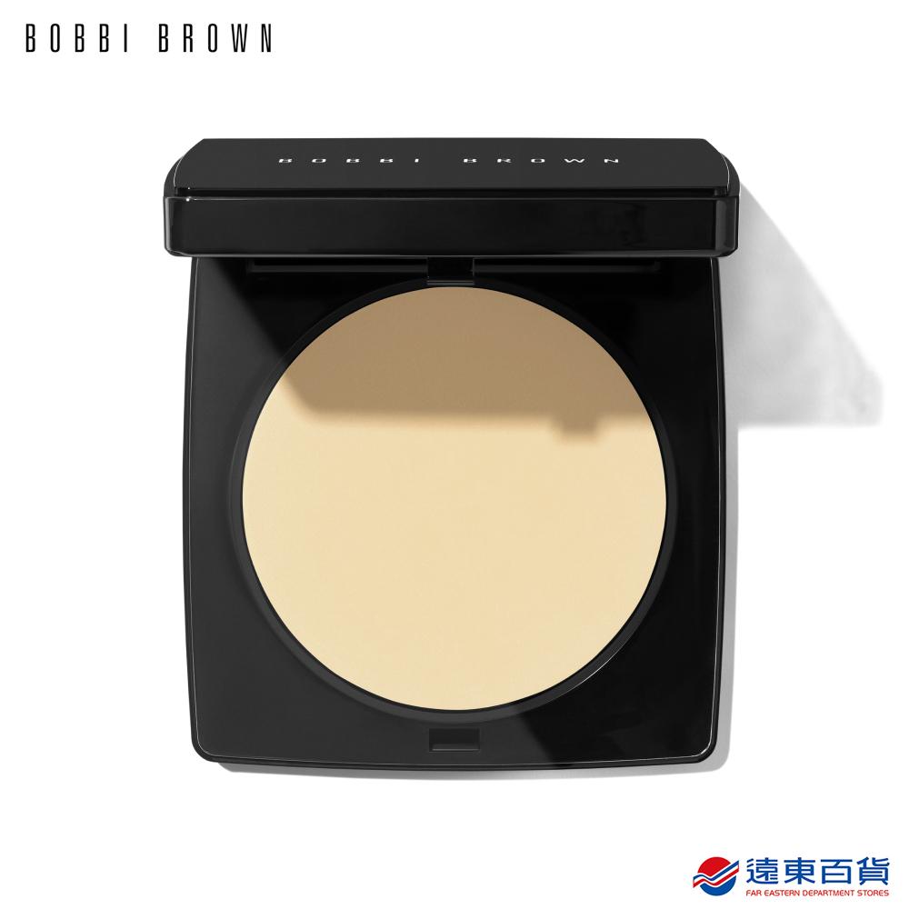 【官方直營】BOBBI BROWN 芭比波朗 羽柔蜜粉餅-升級版 淡金 Pale Yellow