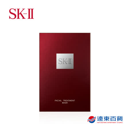 SK-II 青春敷面膜10片裝