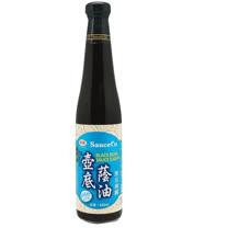買一送一【味榮】佳釀黑豆壺底蔭油露420ML