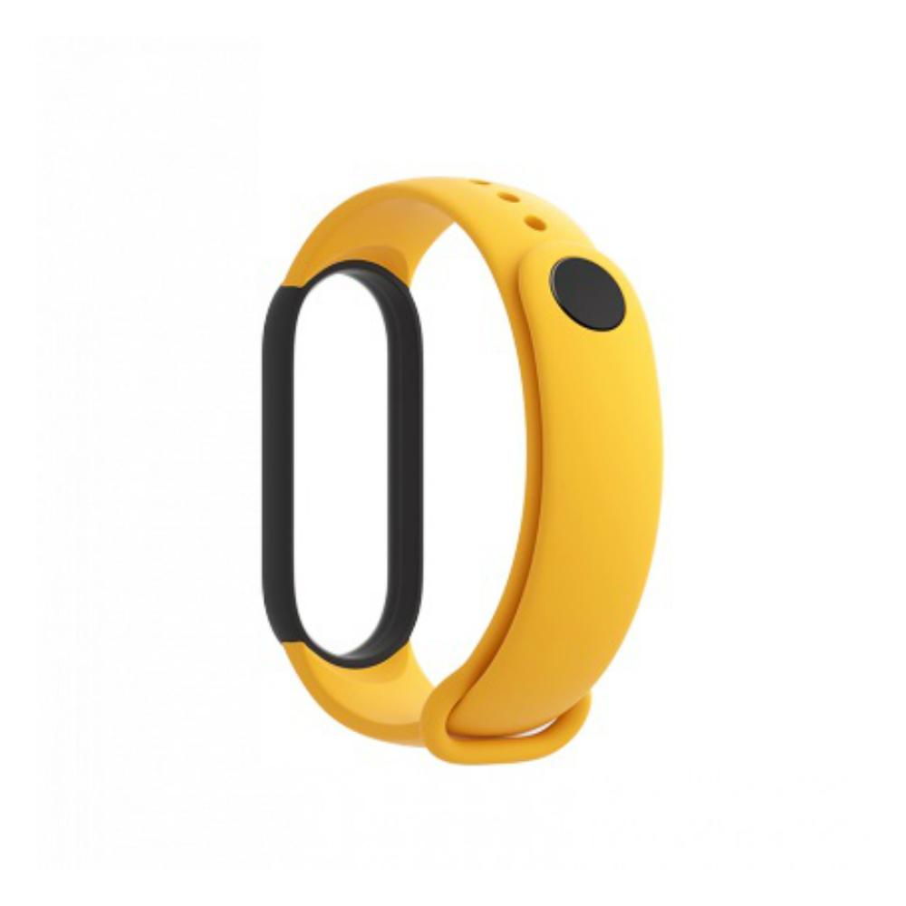 小米手環5 腕帶 活力黃
