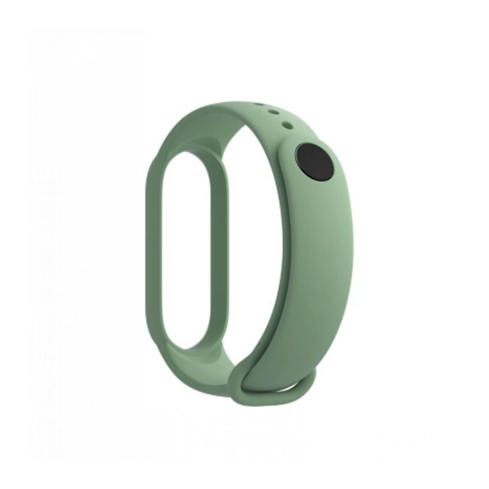 小米手環5 腕帶 淡綠色