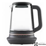Electrolux 伊萊克斯 主廚系列玻璃智能溫控電茶壺 E7GK1-73BP