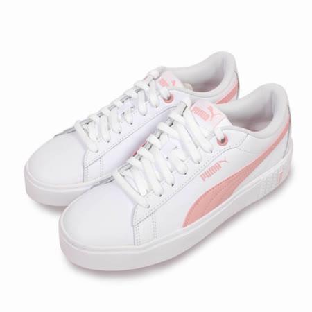 SMASH PLATFORM V2 L 簡約舒適厚底皮革經典復古鞋
