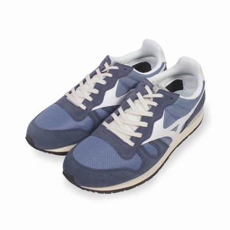 Mizuno 男 透氣慢跑休閒運動鞋