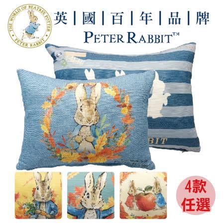 【比得兔】 經典圖案腰枕(四款)