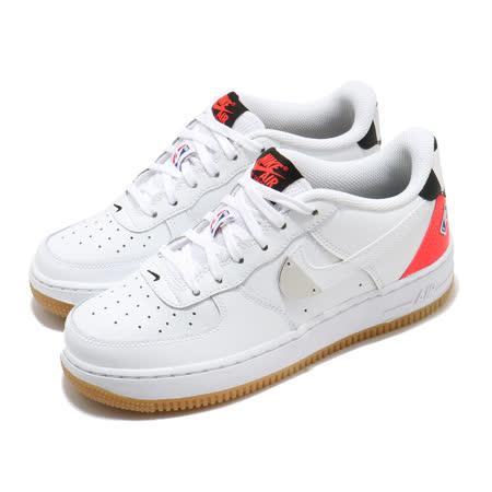 Nike 大童休閒鞋  Air Force 1 LV8