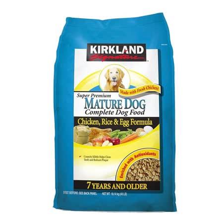 科克蘭  乾狗糧重量包18.14kg