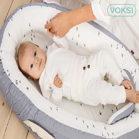 VOKSI Airflow嬰兒小窩床中床
