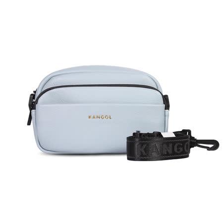 KANGOL 雙層側背相機包