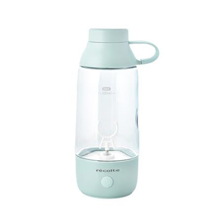 【RECOLTE】隨行 攪拌杯-冰心藍 300ML