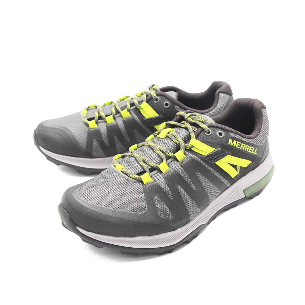 MERRELL (男) ZION FST WATERPROOF郊山健行鞋 -橄欖綠(另有灰)