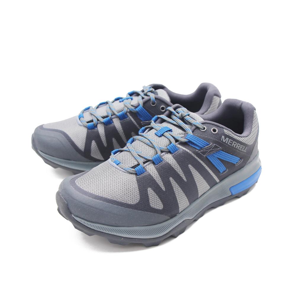 MERRELL (男) ZION FST WATERPROOF郊山健行鞋 -灰(另有橄欖綠)
