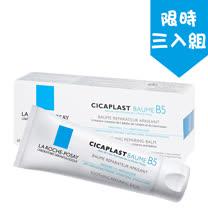 La Roche-Posay理膚寶水 全面修復霜 100ml 三入組
