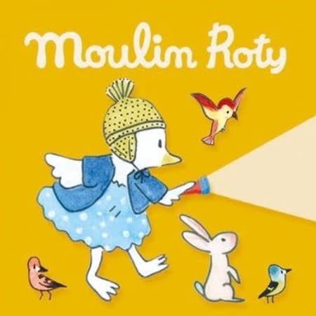 《法國 Moulin Roty》故事投影片-動物家族