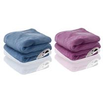 ★贈 FH-R018雙面暖暖寶★『BIDDEFORD』 智慧型安全蓋式電熱毯 OTD-T-B/OTD-T-V