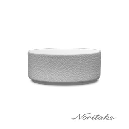 日本Noritake彩石系列 餐碗15cm(雲霧灰)