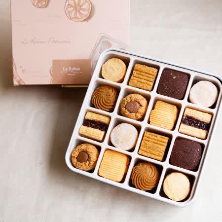法朋經典 綜合餅乾禮盒 (380g±3%)