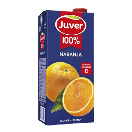 【Juver】西班牙 茱兒柳橙汁1L