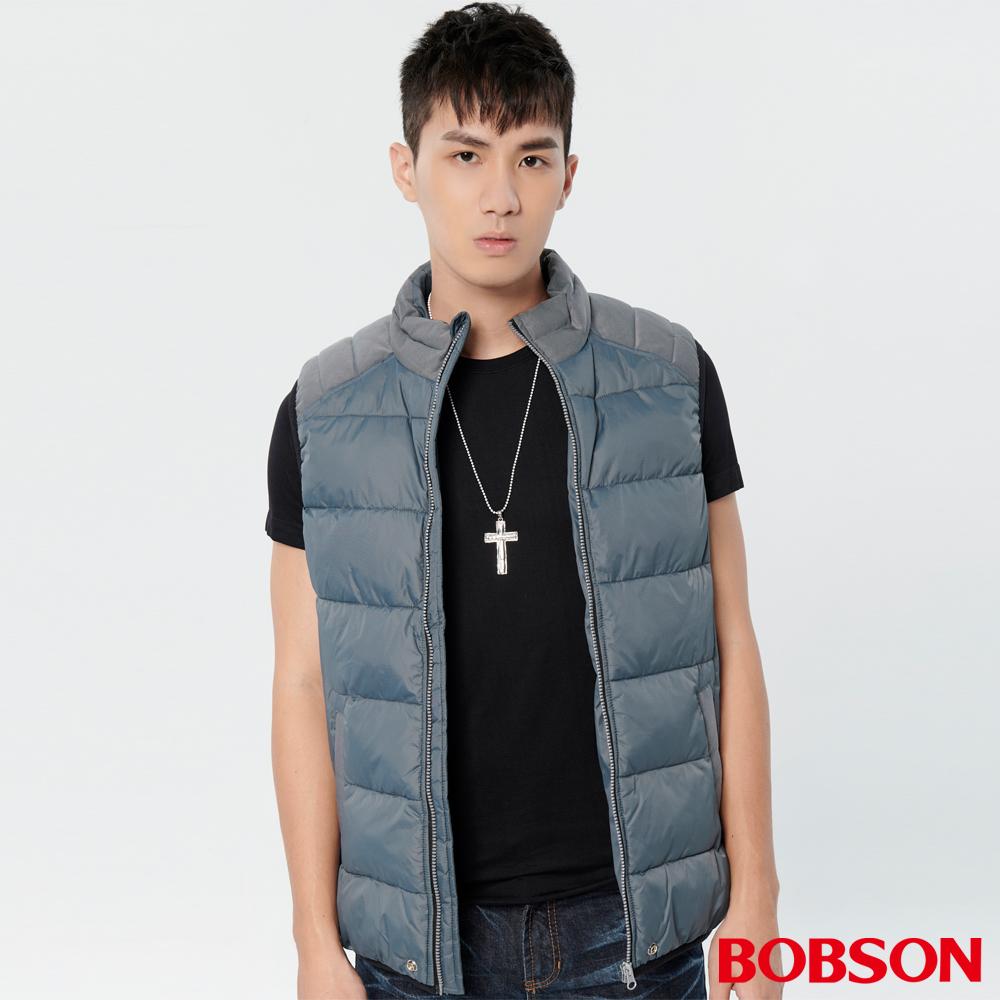 BOBSON男款絲棉背心(38030-59)