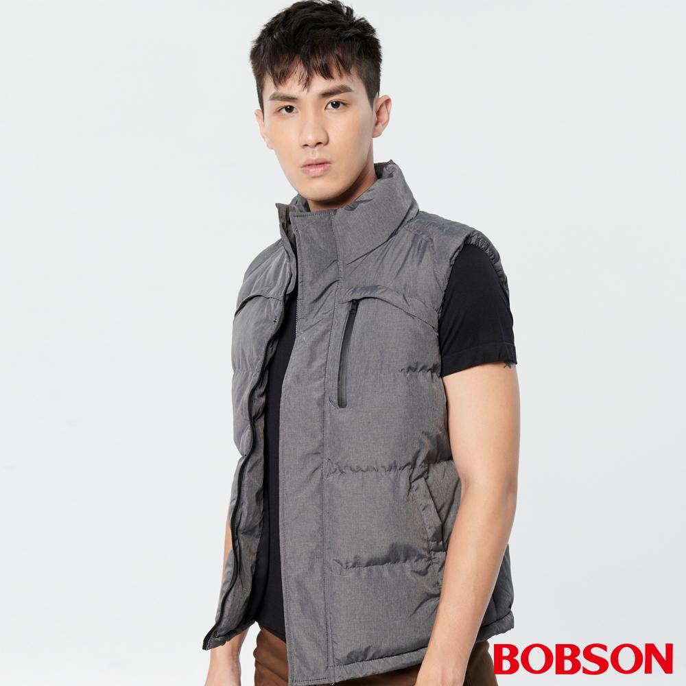 BOBSON男款絲棉背心(38031-83)
