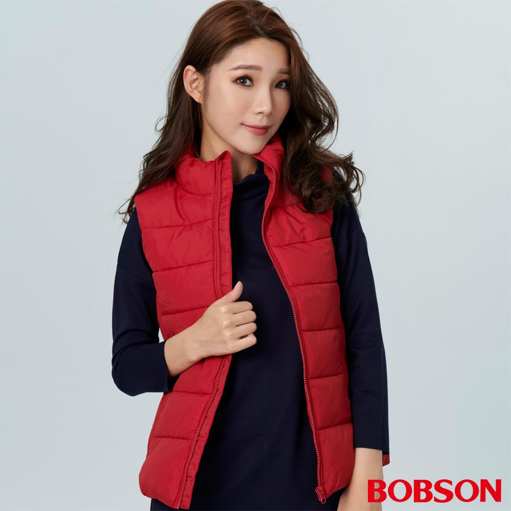 BOBSON 女款絲棉背心(38100-13)