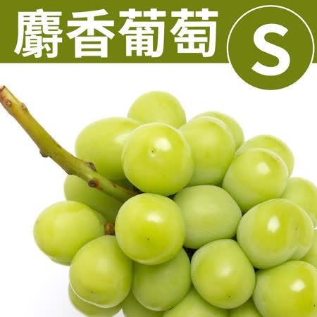 甜露露 日本麝香葡萄2串
