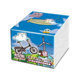 BeniBear邦尼熊抽取式衛生紙250抽30入/箱(腳踏車版)