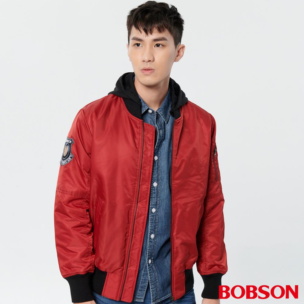 BOBSON 男款鋪棉飛行外套(38033-16)