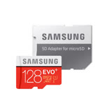 SAMSUNG EVO Plus microSD 記憶卡 128GB (台灣原廠公司貨)