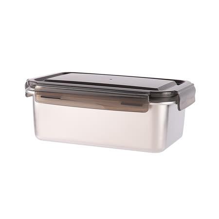 【鮮味扣】316不鏽鋼 保鮮盒 1400ml