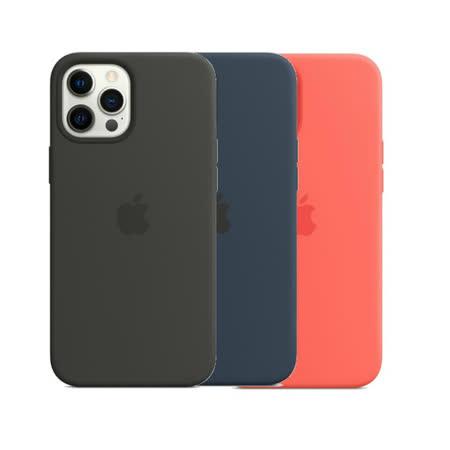 iPhone 12 /12 Pro 原廠MS矽膠保護殼