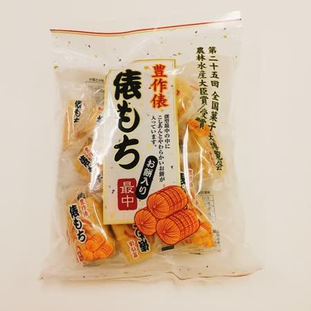 【日本別所】最中餅 紅豆麻糬餅 / 2入