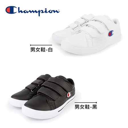 Champion 男女 魔鬼氈休閒鞋