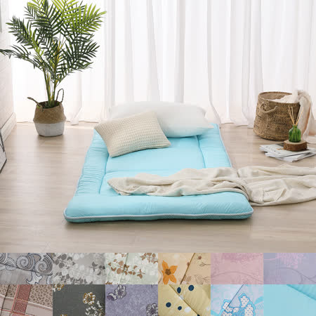 LAMINA 精梳棉5cm日式床墊