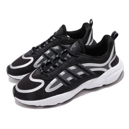 adidas Haiwee 麂皮輕量男休閒鞋