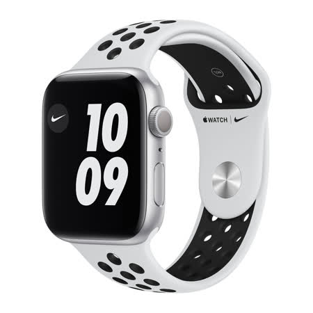 Apple Watch Nike S6 GPS 40mm 銀